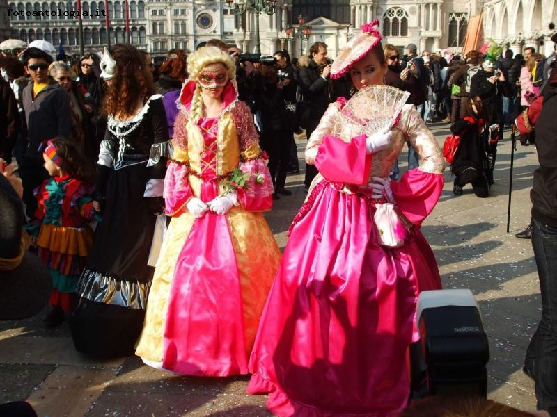 Carnevale in Piazza San Marco