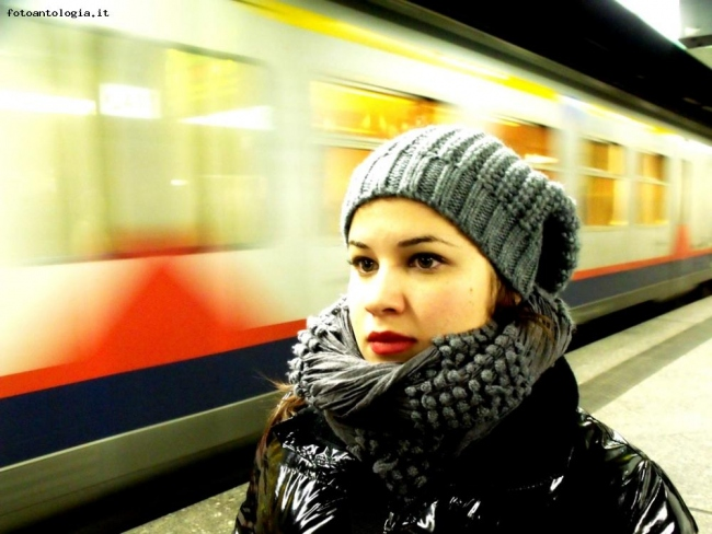 milla by train in BXL