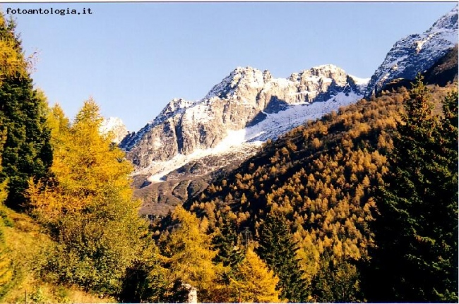 AUTUNNO IN ALTA VALLECAMONICA