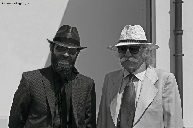 The Italian Blues Brothers