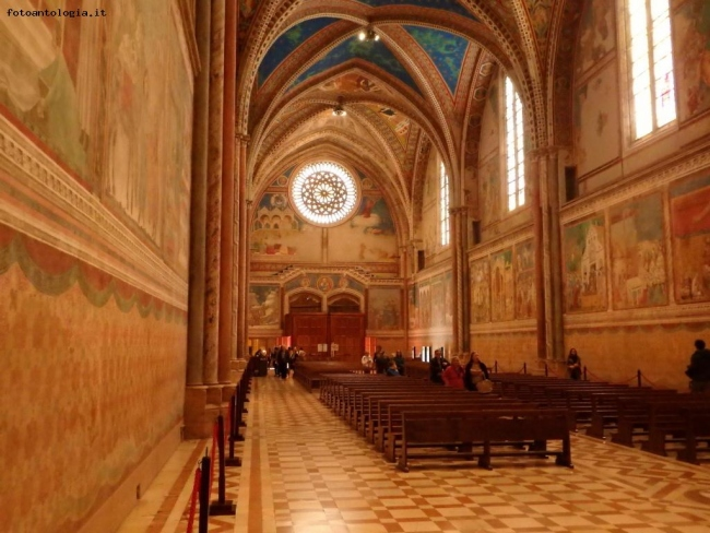 basilica s. Francesco - assisi