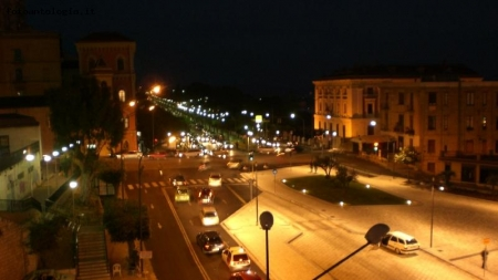 Agrigento by night